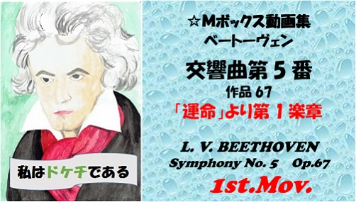 Beethoven symphonyNo5-1st mov